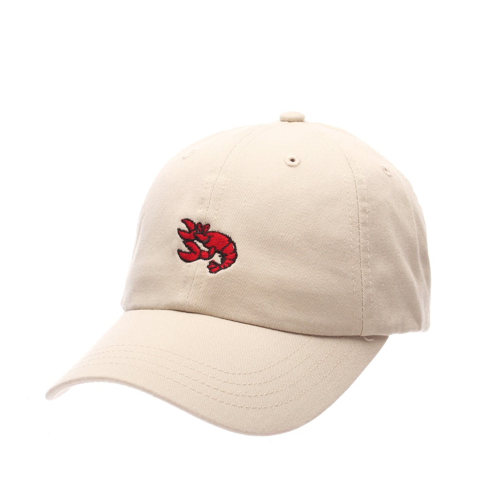 Dad Hat (LOBSTER) Stone Washed Adjustable hats by Zephyr