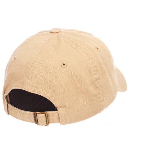 Dad Hat (MILK   COOKIE) Khaki Washed Adjustable hats by Zephyr a73c5f8bf20e