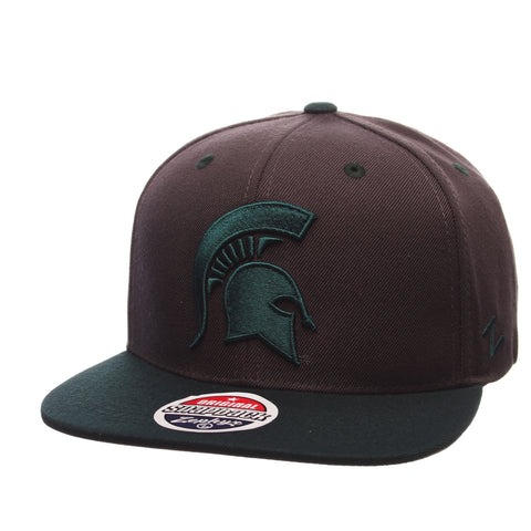 Michigan State University Z11 32 5 (High) (SPARTAN) Gray Confederate Zwool bea6057177c