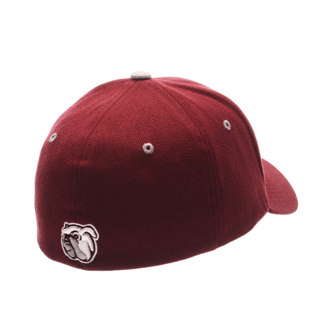 46a38e4cea7 Mississippi State University ZHS (M W STATE) Maroon Zwool Stretch Fit hats  by Zephyr