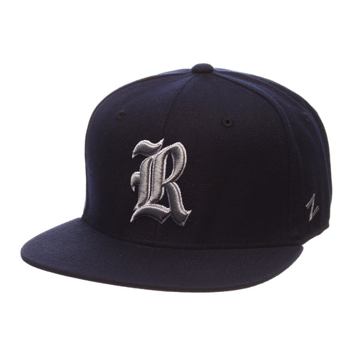 Rice University 93 32 5 (High) (R) Navy Dark Zwool Fitted 3d04dc897b90