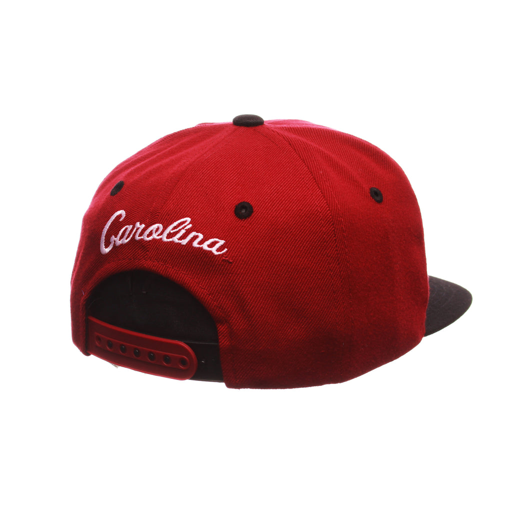 South Carolina Z11 Youth 32/5 Youth (C W/GAMECOCK) Cardinal Zwool Adjustable hats by Zephyr