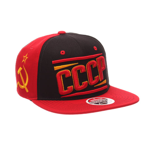 COUNTRY Victory 32/5 (High) (CCCP W/LINES) Varied Colors Varied Panels Adjustable hats by Zephyr