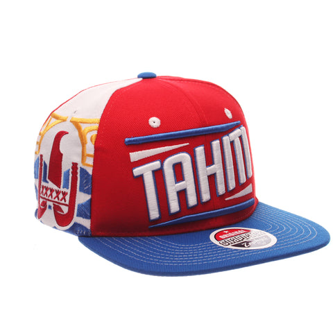 COUNTRY Victory 32/5 (High) (TAHITI W/LINES) Varied Colors Varied Panels Adjustable hats by Zephyr