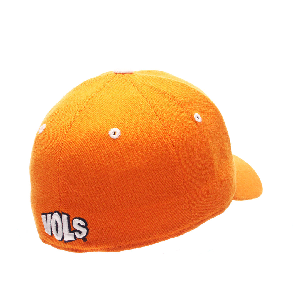 Tennessee (Knoxville) DH Standard (Low) (T) Orange Light Zwool Fitted hats by Zephyr