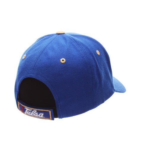 Tulsa Competitor Standard (Low) (UT) Royal Surf Zwool Adjustable hats by Zephyr