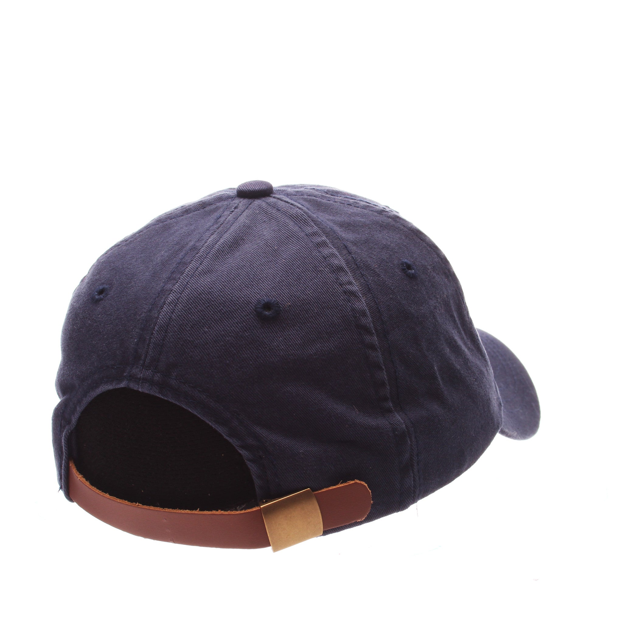 8c1534bbd7a4e Dad Hat (T REX) Navy Dark Washed Adjustable hats by Zephyr
