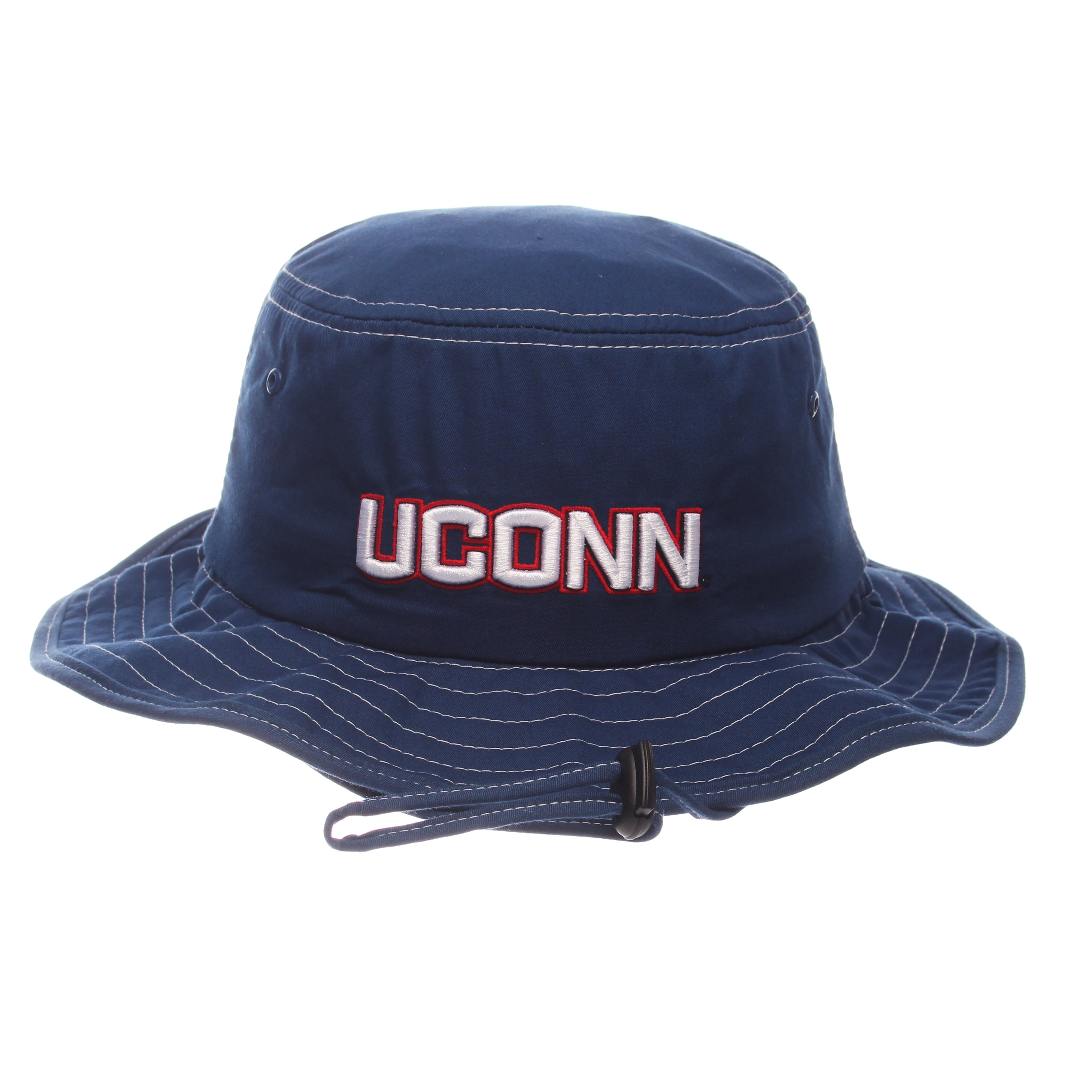 Connecticut (UCONN) Bucket – Zephyr Headwear 5925734f1b8