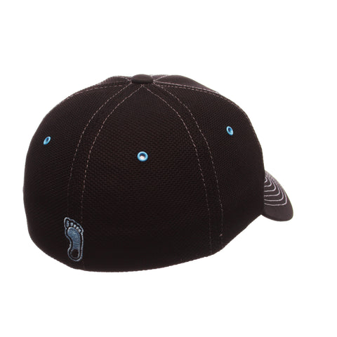 North Carolina (Chapel Hill) Black Friday Slant Standard (Low) (NC) Varied Colors Varied Panels Stretch Fit hats by Zephyr