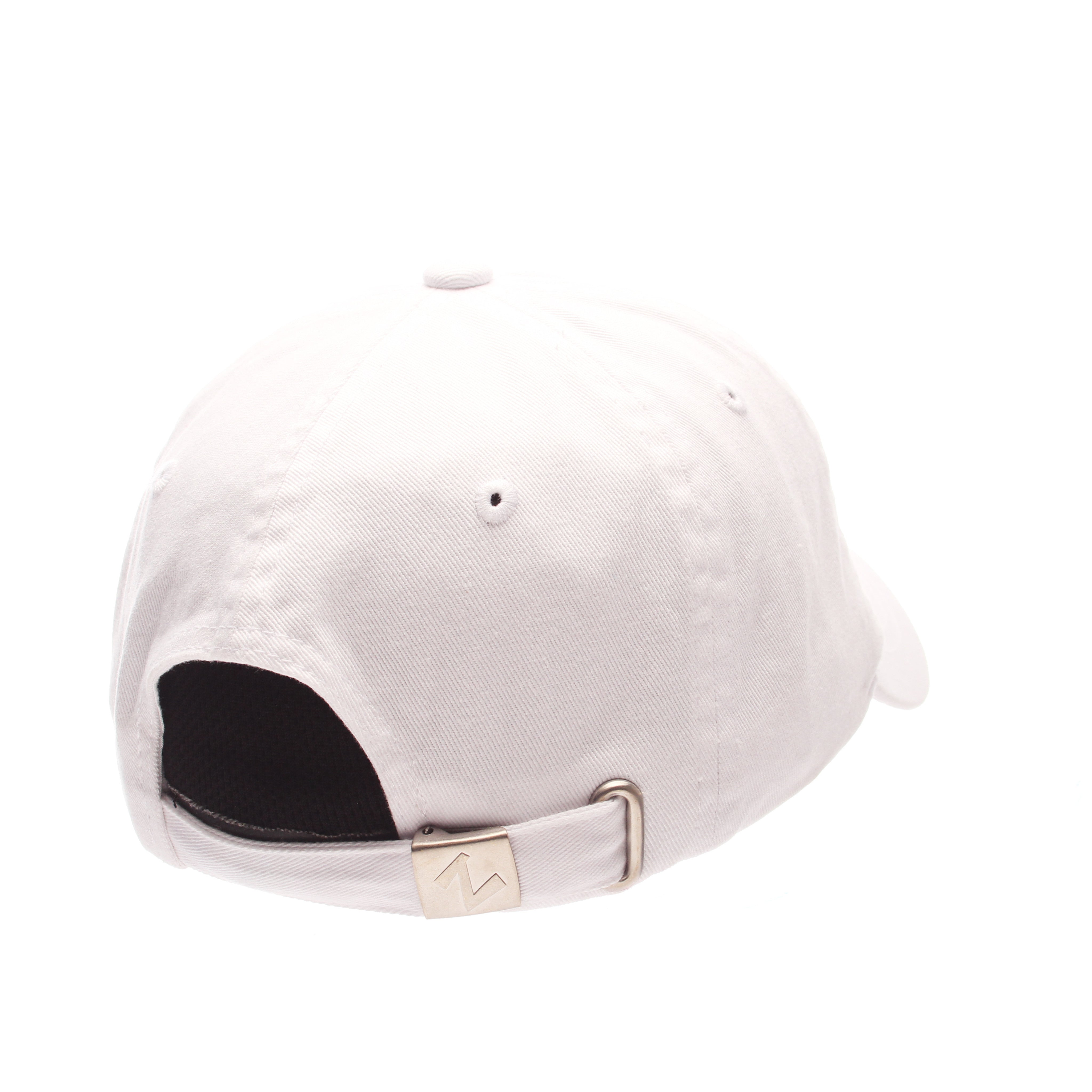 Washington Tomboy Standard (Low) (W) White Washed Adjustable hats by Zephyr