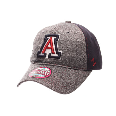 Arizona Harmony Womens Relaxed Structure (A) Heather Gray Polyester Zfit Adjustable hats by Zephyr