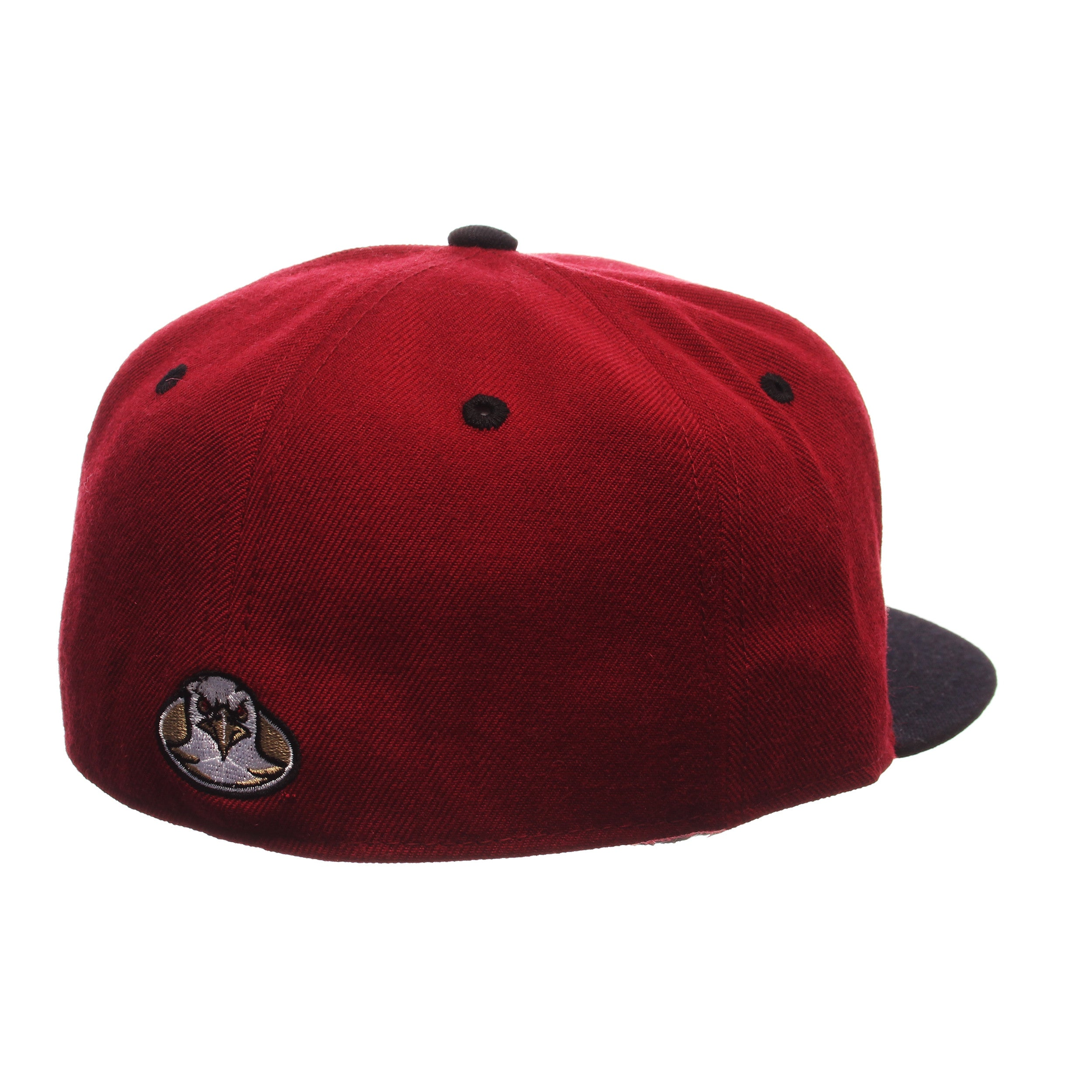 Boston College Slider 2Tone 32/5 (BC EAGLE) Cardinal Zwool Fitted hats by Zephyr