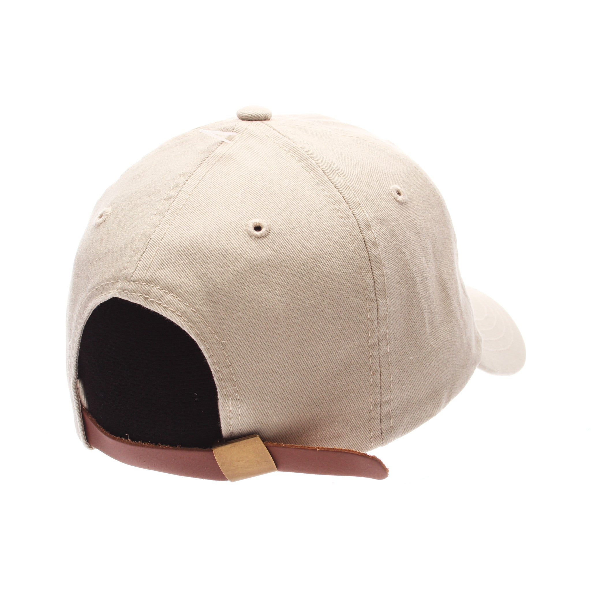 Dad Hat (MILK & COOKIE) Stone Washed Adjustable hats by Zephyr
