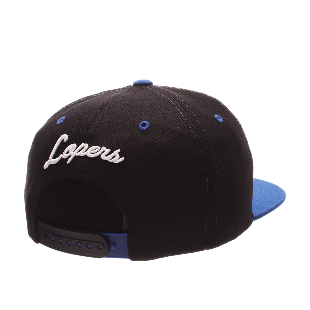 Nebraska (Kearney) Z11 32/5 (High) (LOPER HEAD) White Zwool Adjustable hats by Zephyr