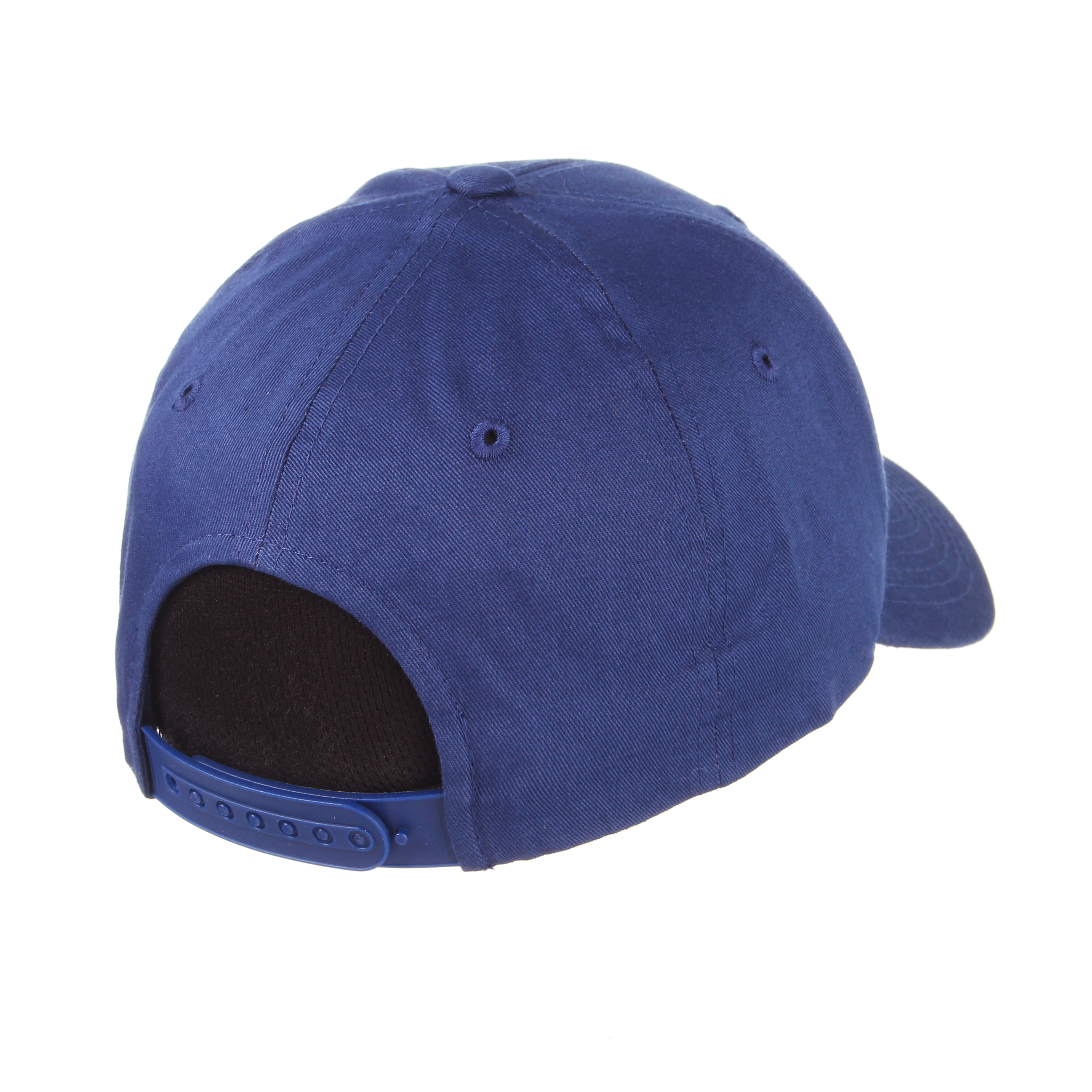 Spalding University Sport Standard (Low) (SU) Royal Dark 100% Cotton Twill Adjustable hats by Zephyr