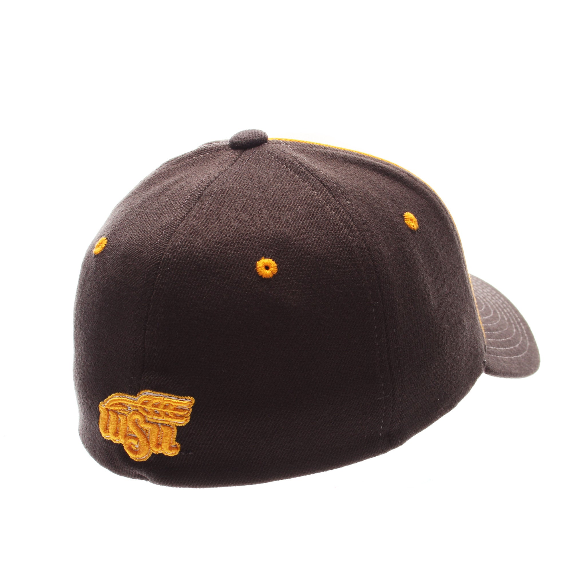 Wichita State University Custom Zfit Standard (Low) (SHOCKER) Varied Colors Varied Panels Stretch Fit hats by Zephyr
