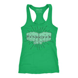 Women's Bishop Racerback Tank