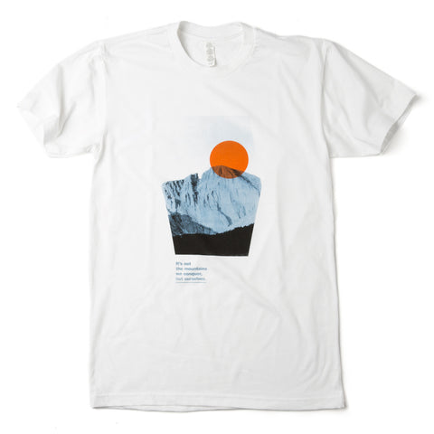 Men's Conquistadors Tee - White