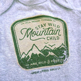 Mountain Child Onesie