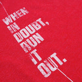 Men's Run It Out Tee