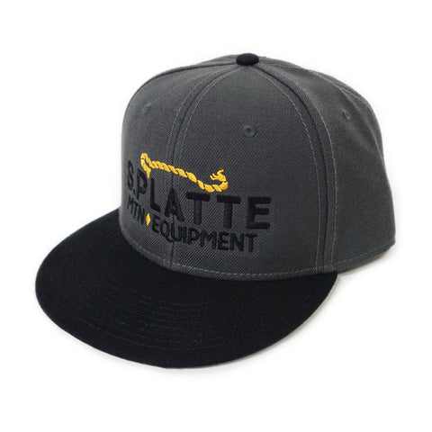 South Platte Mountain Equipment Hat - Charcoal