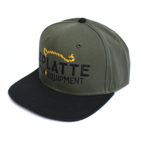 South Platte Mountain Equipment Hat - Olive