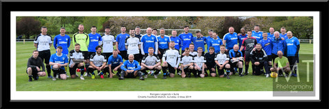 Rangers Legends v Bute