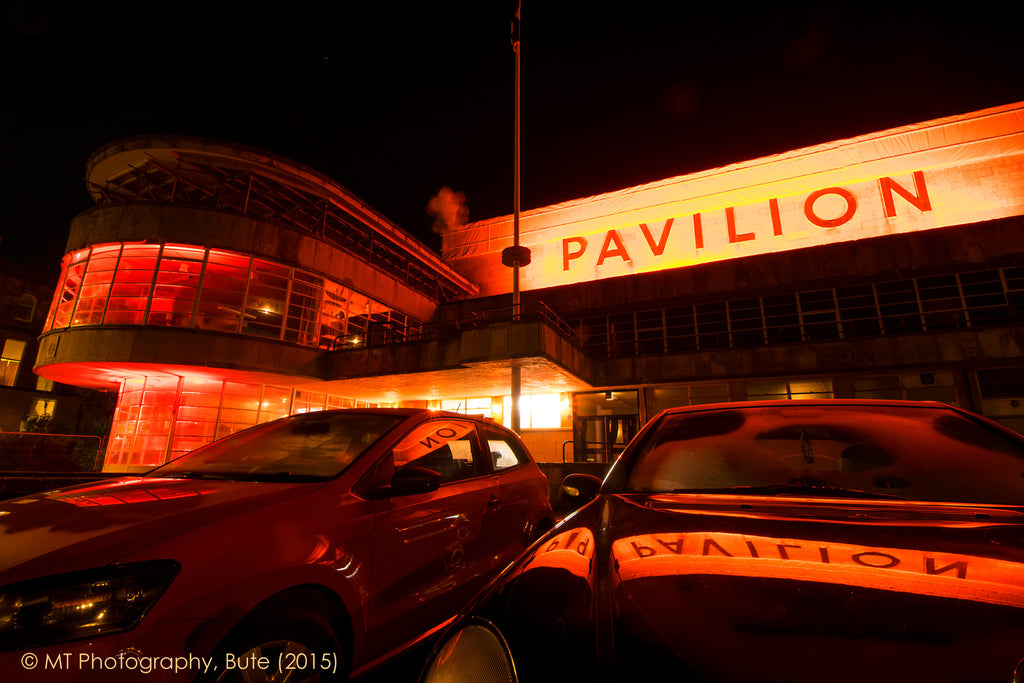 Rothesay Pavilion, closing night #1