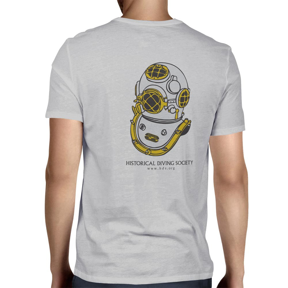 HDS MKV Helmet Design T-Shirt