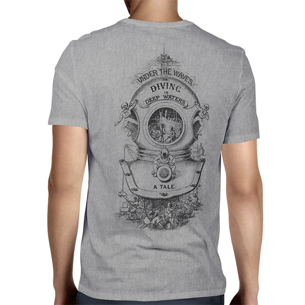 Diving in Deep Water T-Shirt