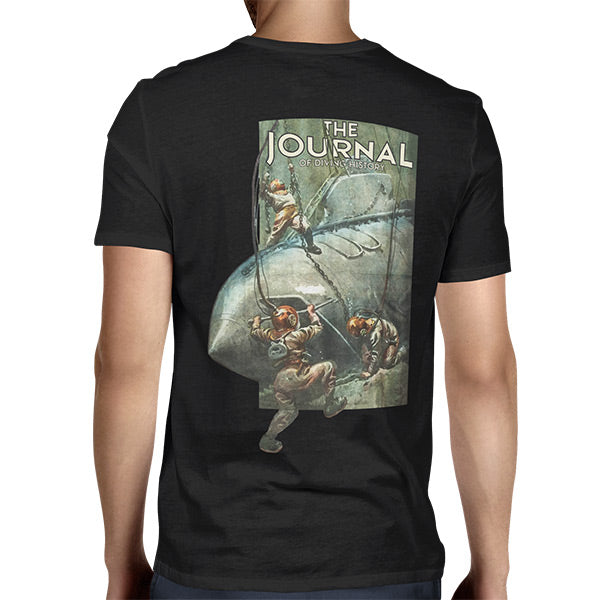 Journal of Diving History T-Shirt