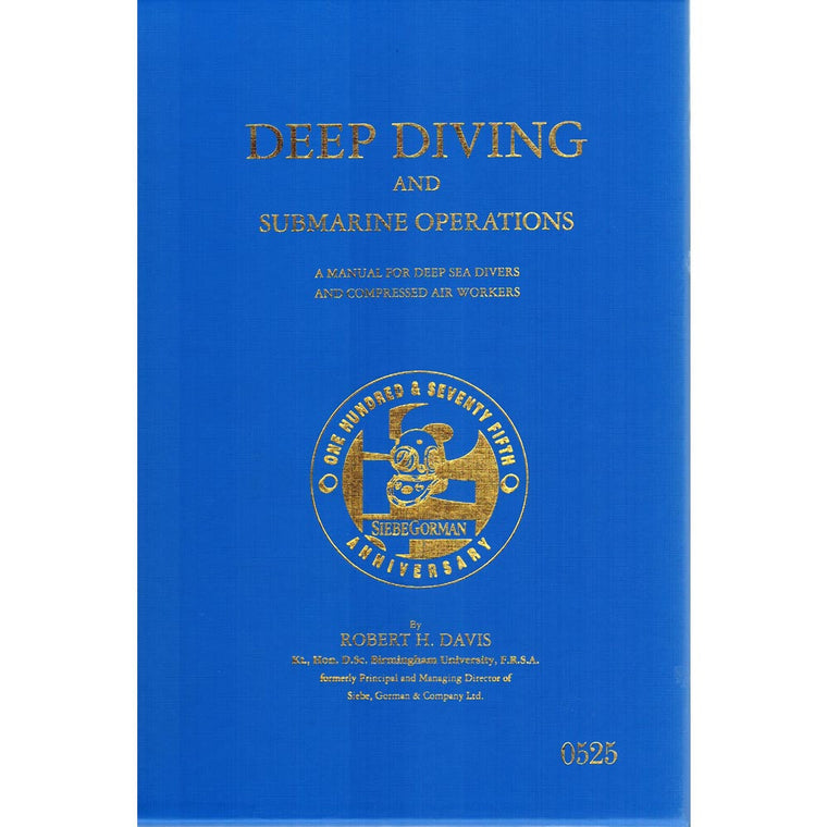 Deep Diving and Submarine Operations