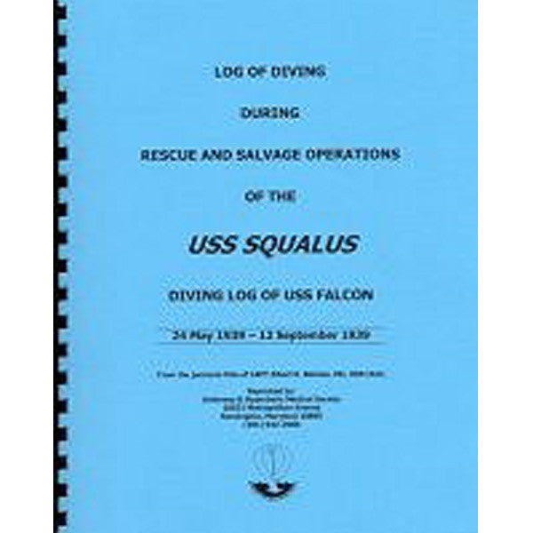 USS FALCON Diving Log