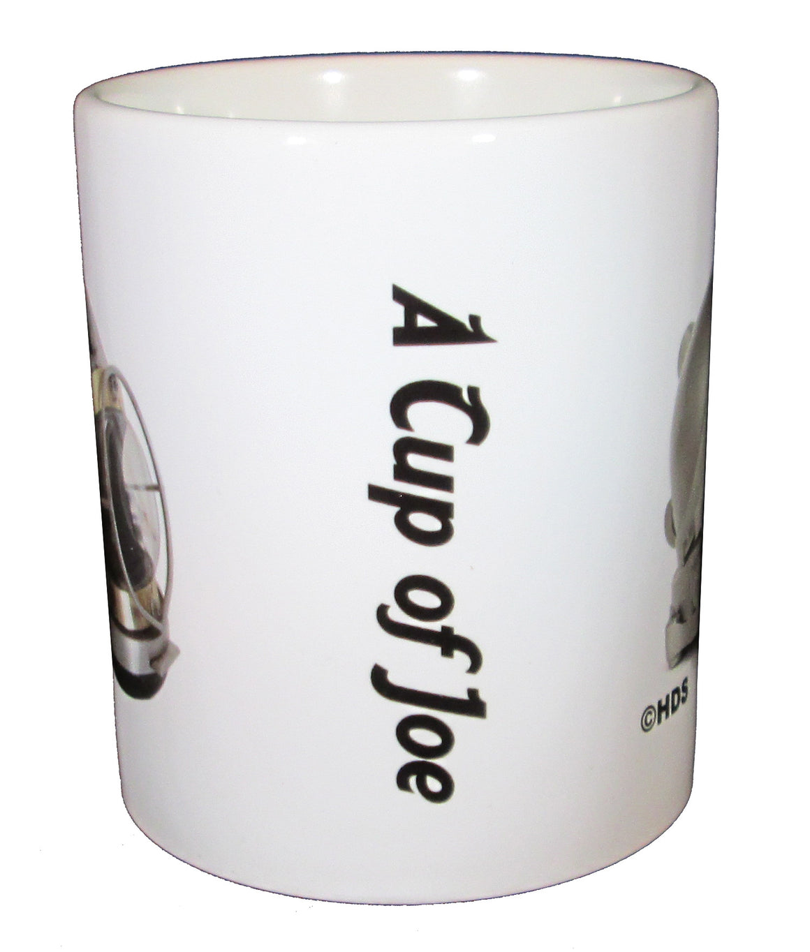 """Cup of Joe"" Coffee Cup"