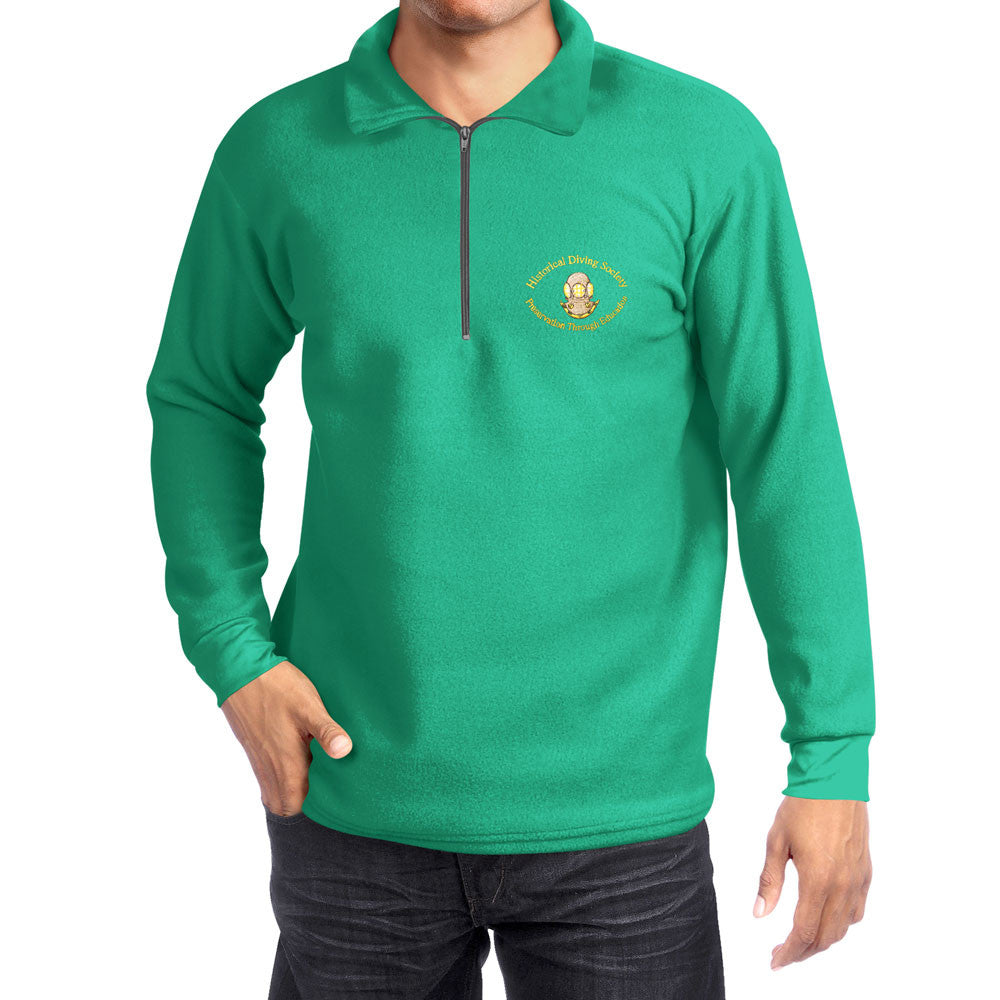 HDS Fleece Pullover