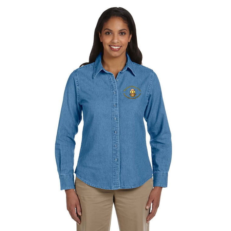 Women's HDS Denim Shirt
