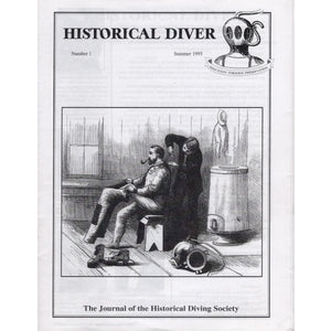The Journal of Diving History # 001