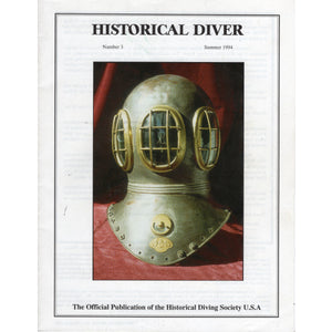 The Journal of Diving History # 003
