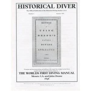 The Journal of Diving History # 005