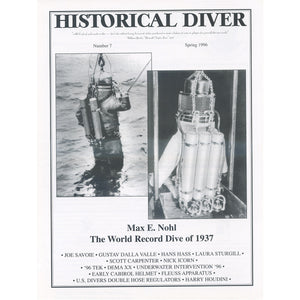 The Journal of Diving History # 007
