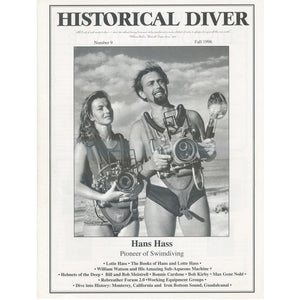 The Journal of Diving History # 009
