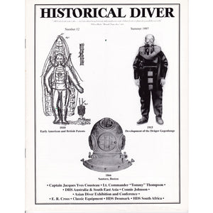 The Journal of Diving History # 012