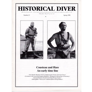 The Journal of Diving History # 015