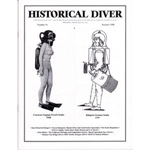 The Journal of Diving History # 016
