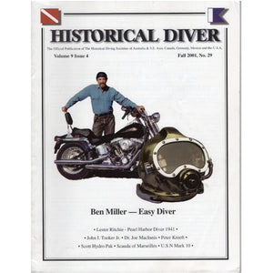 The Journal of Diving History # 029
