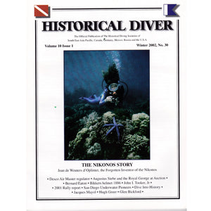 The Journal of Diving History # 030