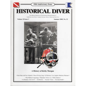 The Journal of Diving History # 032