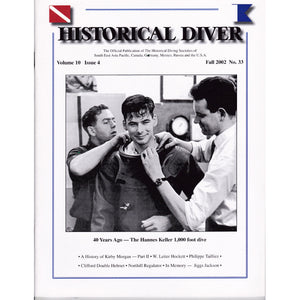 The Journal of Diving History # 033