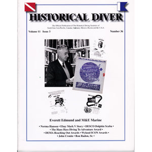 The Journal of Diving History # 036