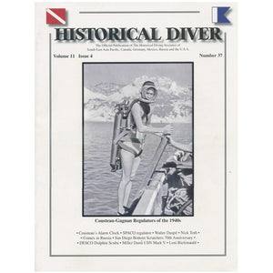 The Journal of Diving History # 037